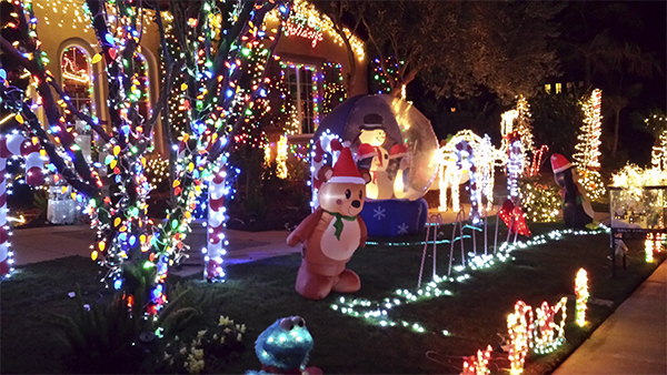 North County Coastal Christmas Lights