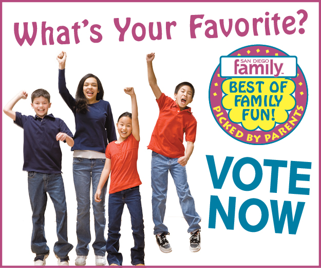 San Diego Family - Best of Vote