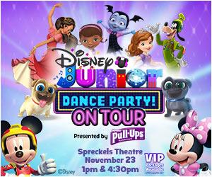 35 concerts - Disney jr