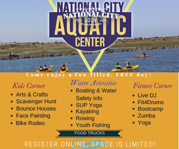 Aquatic Adventures by the Bay - National City