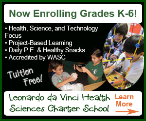 Leonardo da Vinci Health Science Charter School