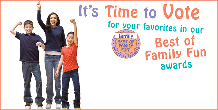 Best of Family Fun: Time to Vote