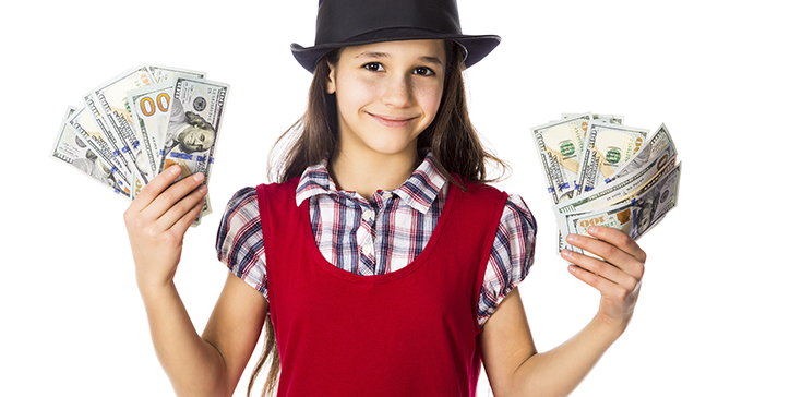 Ways Kids Can Cash in This Summer