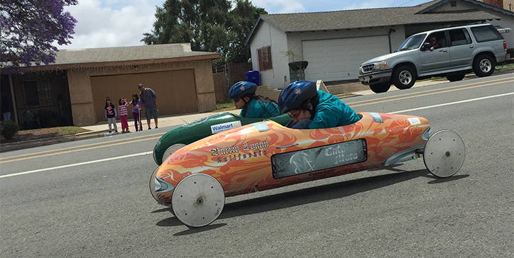 Ready, Set, Go! Discover the San Diego Soap Box Derby