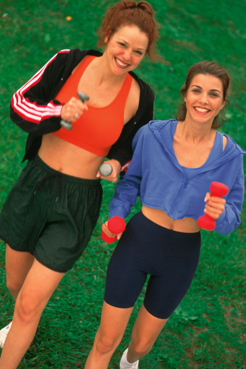 Moms! Give Yourself the Gift of Exercise