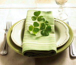 Irish feast for kids