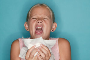 Do you know if your child has allergies or asthma?