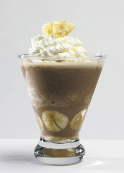 Banana Fosters Frappe