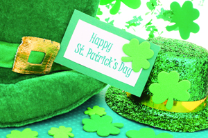 Find crafts, recipes, and more in our St. Patrick's Day Round-Up!