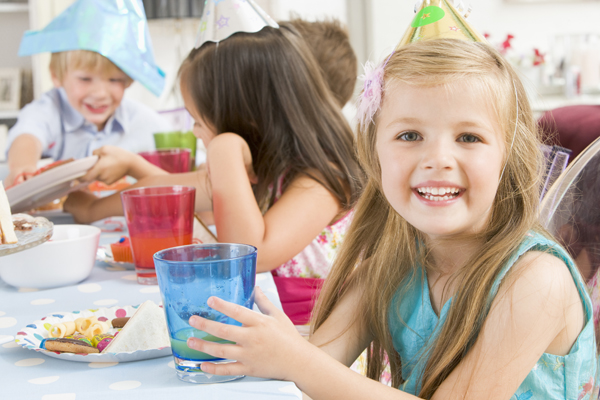 9 Bargain Basics When Planning Your Kid's Party