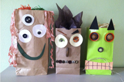Build some scare-rific crafts!