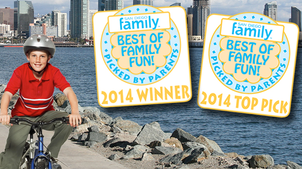 You've chosen the BEST in San Diego! See all the winners and top picks!
