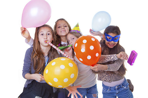 Celebrate New Year's with Your Kids