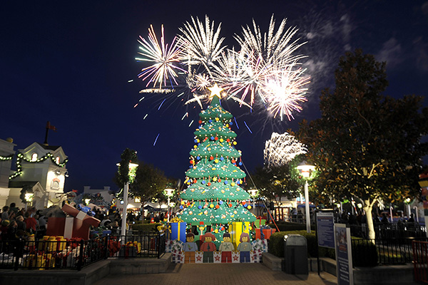 legoland Christmas Lights
