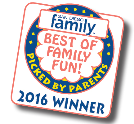 Your favorite Best Of Family Fun winners announced!