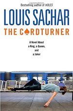 Book cover-the cardturner.