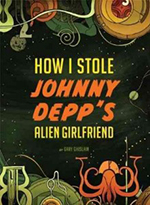 book cover-how I stole Johnny Depp girlfriend