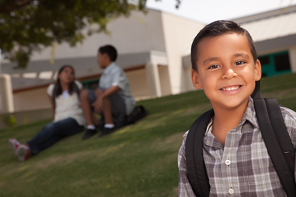 Is your child ready to walk to school alone?