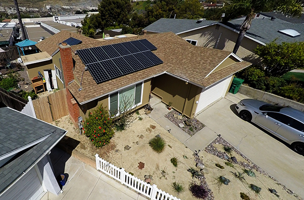 picture perfect makes solar panels for your home.