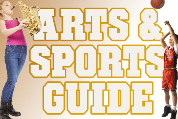 2017 Arts and Sports Guide