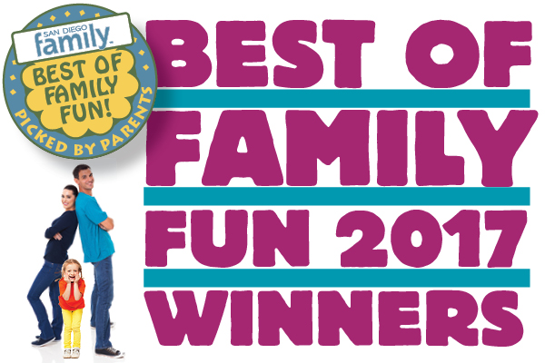 Best of Family Fun 2017 Winners and Top Picks