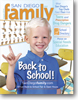 August 2010 issue: San Diego Family Magazine