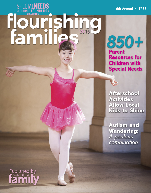 Flourishing Families 2015: 850+ Parent Resources for Children with Special Needs