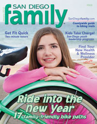 January 2012 issue: San Diego Family Magazine