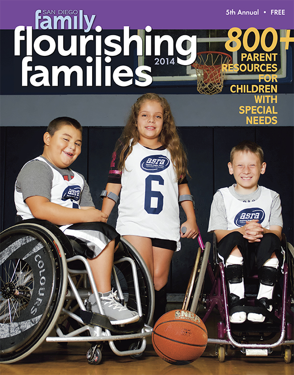 Flourishing Families 2014: 800+ Parent Resources for Children with Special Needs