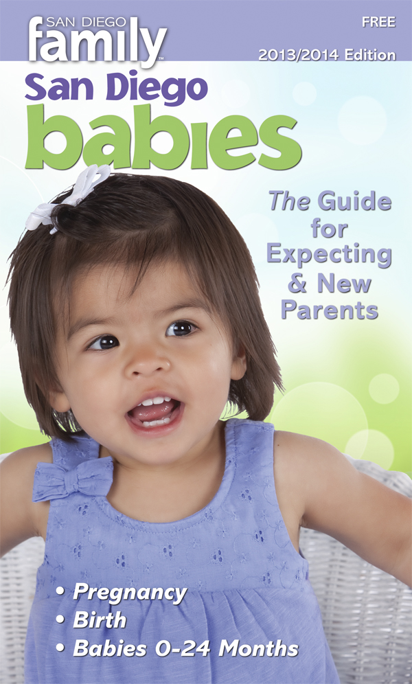 San Diego Babies 2013/2014 issue