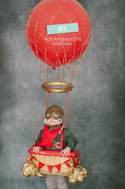 Diy Costume Hot Air Balloon