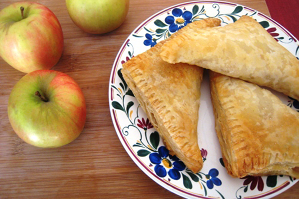 Easy Apple Turnovers from Good Cheap Eats