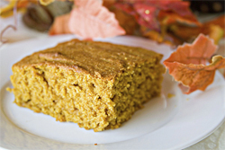 Pumpkin Cornbread at Sugar Crafter