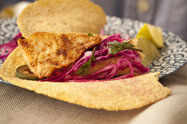 Celebrate Cinco De Mayo With Tilapia Tacos From Food Network Star