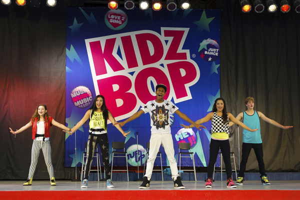 local hero charisma kain of kidz bop sm