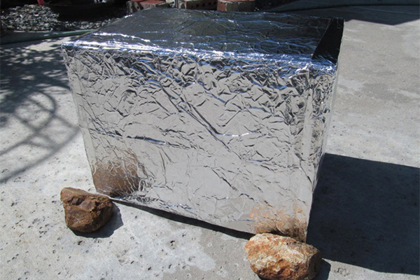 Learn how to make a box oven and cook things using solar power.