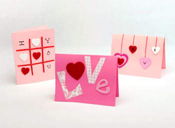 Easy Homemade Valentines from Kaboose