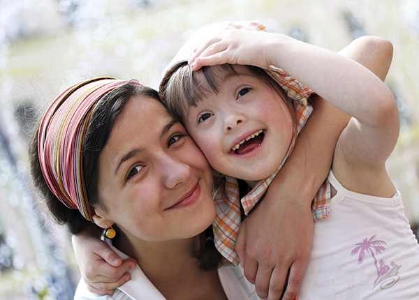 You can support parents of children with special needs by understanding them.