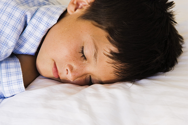 Many kids with special needs also suffer from sleep apnea, which can lead to behavioral problems later on.