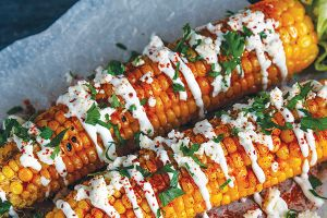 Authentic Mexican Street Corn