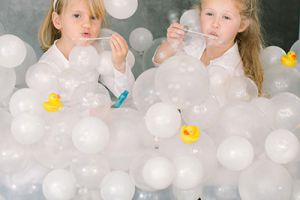DIY Costume: Bubble Bath