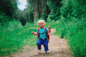 Camping with Babies and Toddlers is Easier Than You Think