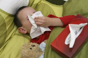 Are Children's Symptom's Worse At Night When They're Sick?