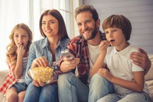 DVDs, TV Shows and Music for Families