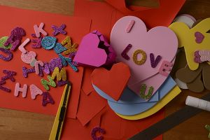 Handmade Activities for Valentine's Day