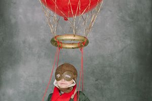 DIY Costume: Hot Air Balloon