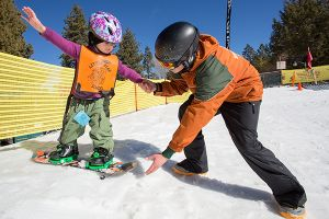 Six Snow Play Destinations