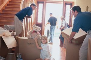 10 Tips to Make Moving Homes Easier With Children