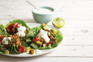 Mexican Lettuce Cups