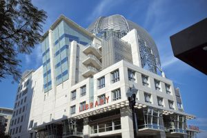 Discover San Diego's Landmark Central Library
